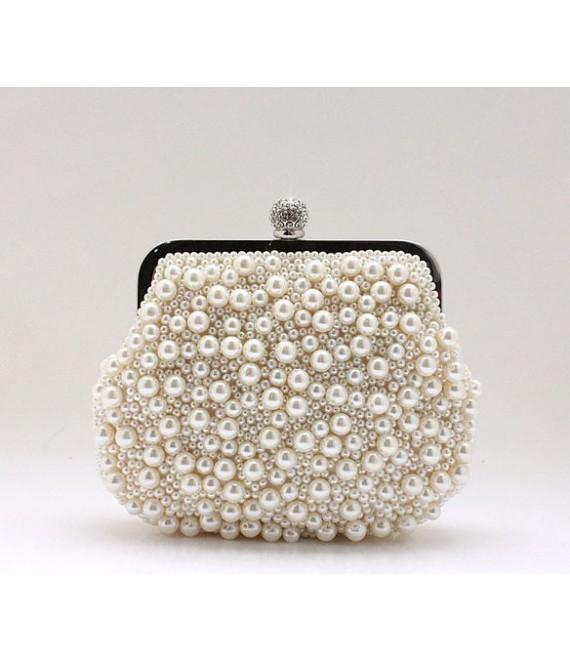Bridal bag 1304 - The Beautiful Bride Shop