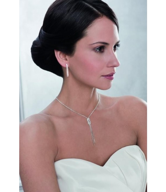 Emmerling necklace and Earrings 176 - The Beautiful Bride Shop