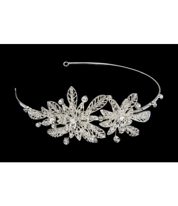 Noblesse tiara 1622 - The Beautiful Bride Shop