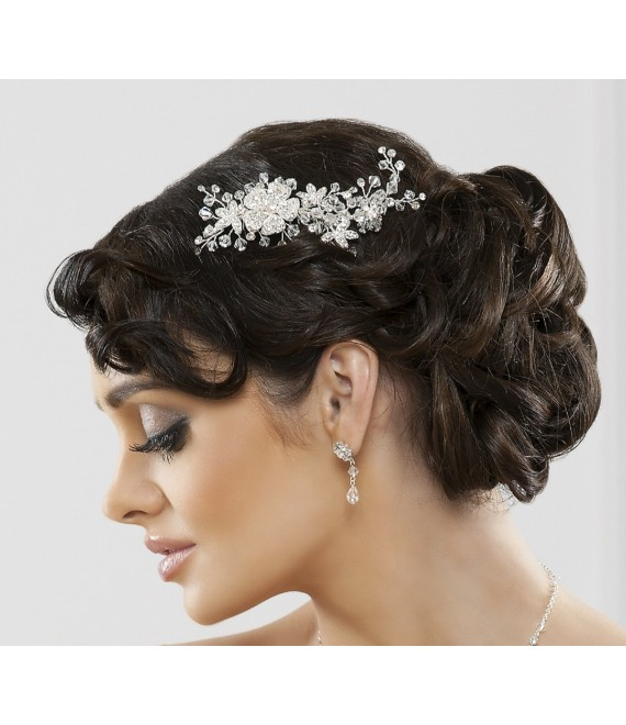 Bianco Evento hair comb 1645 - The Beautiful Bride Shop