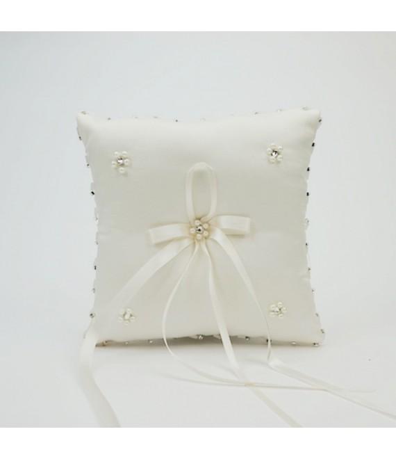 Ring cushion 39017-Ivory | Emmerling