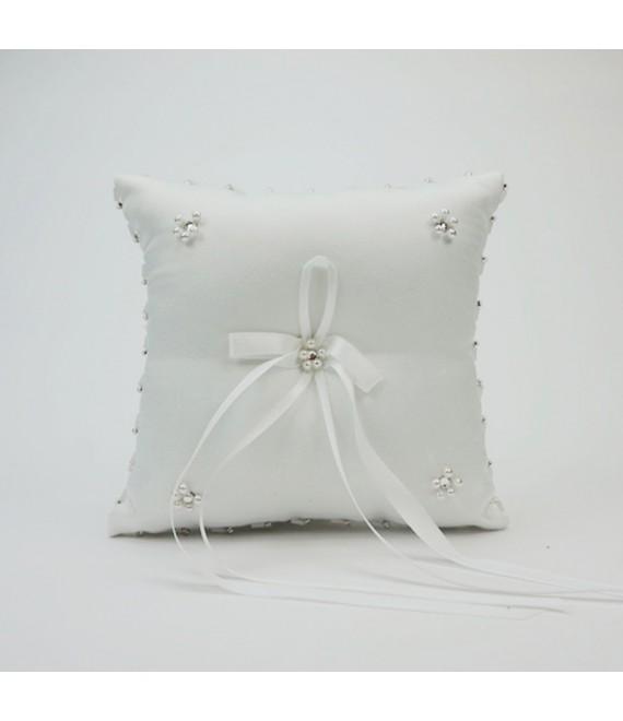 Ring cushion 39017-White | Emmerling