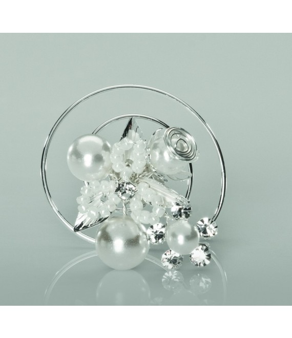 Emmerling curlies 5115 - The Beautiful Bride Shop