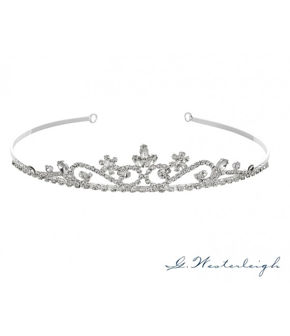 G. Westerleigh Tiara 78072 - The Beautiful Bride Shop
