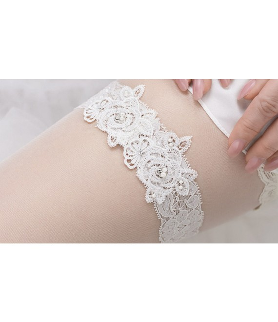 Emmerling Garter 80028 - The Beautiful Bride Shop