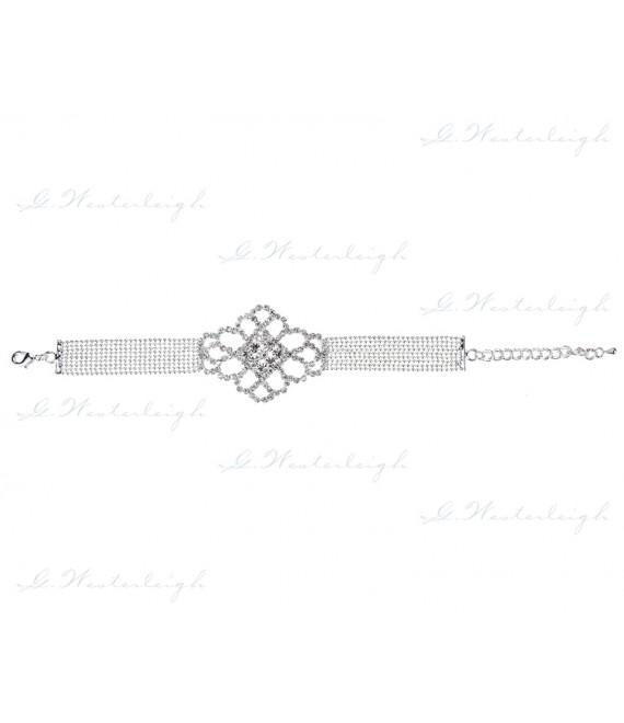 G. Westerleigh Bracelet 9888 - The Beautiful Bride Shop