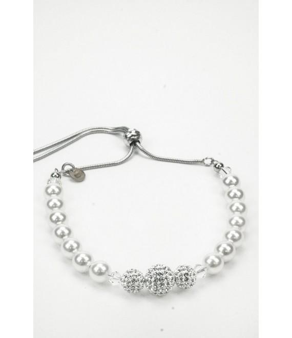 Bridal Bracelet - Abrazi AG-MC3 - The Beautiful Bride Shop