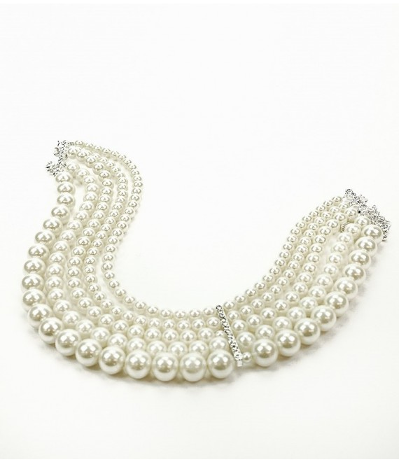 Necklace Pearls | Achberger 301026-192