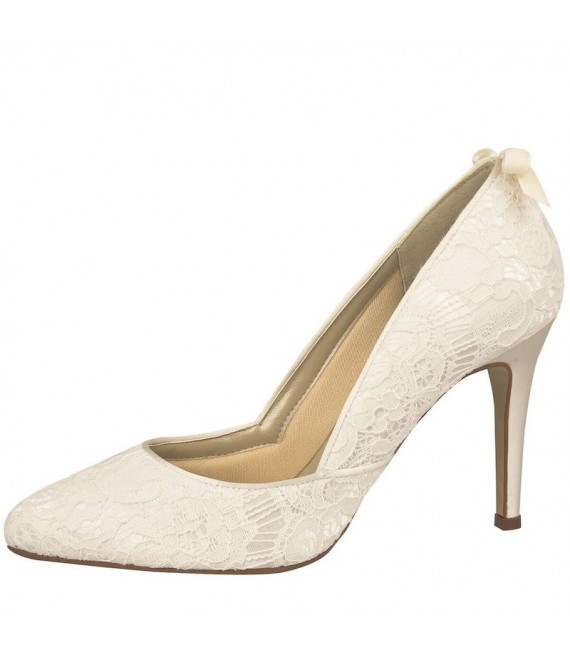 Rainbow Club Wedding shoe Agnes - The Beautiful Bride Shop 1