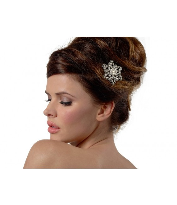 Hair Jewelry BB-1571 Poirier - The Beautiful Bride Shop