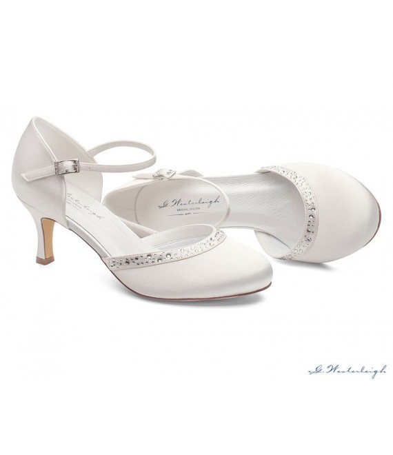G.Westerleigh Bridal Shoes Adele 1 - The Beautiful Bride Shop