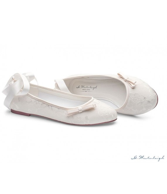 G.Westerleigh Bridal Shoes Lottie 1 - The Beautiful Bride Shop