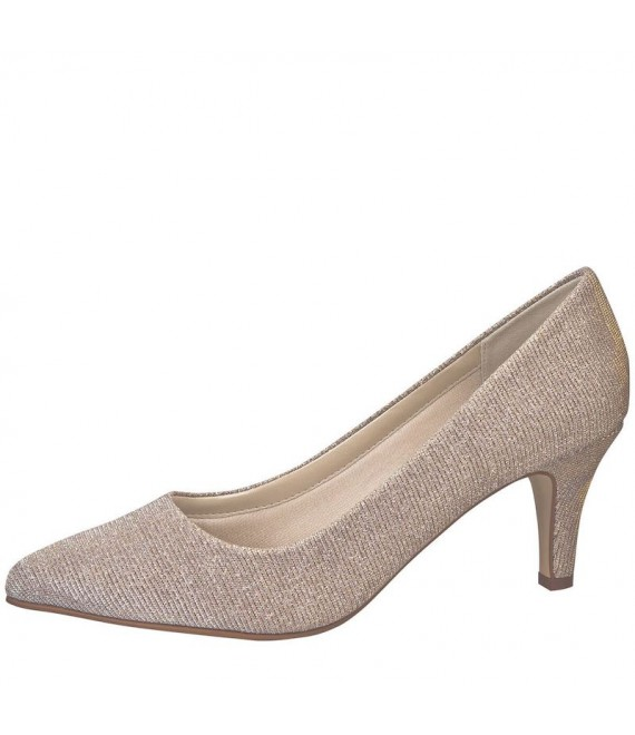 Rainbow Club Wedding Shoes Brooke Gold - The Beautiful Bride Shop 1