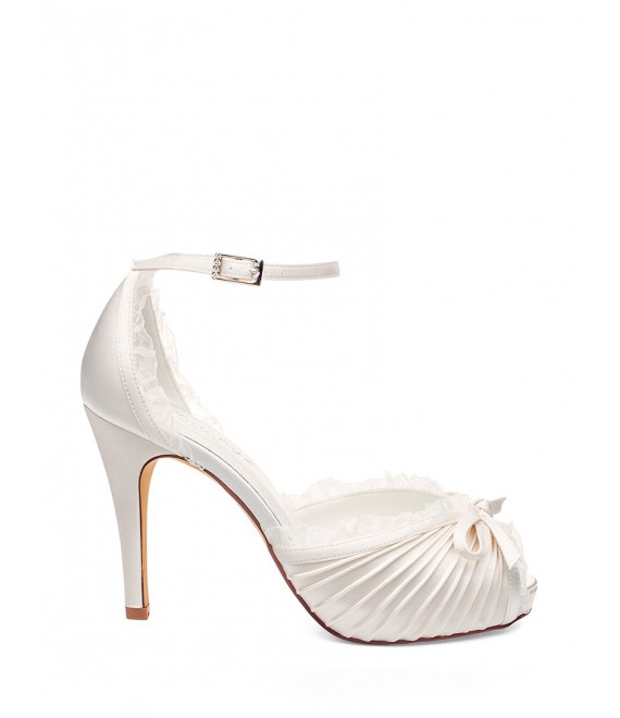 G.Westerleigh Bridal Shoes Charlotte 5 - The Beautiful Bride Shop