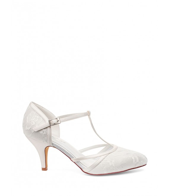 G.Westerleigh Jamine Bridal Shoes 3 - The Beautiful Bride Shop