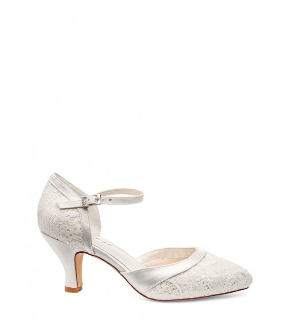 Maggie - Bridal Shoe G. Westerleigh | The Beautiful Bride Shop 1