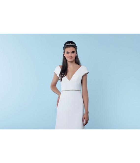 Belt C-1526 - Poirier | The Beautiful Bride Shop 1