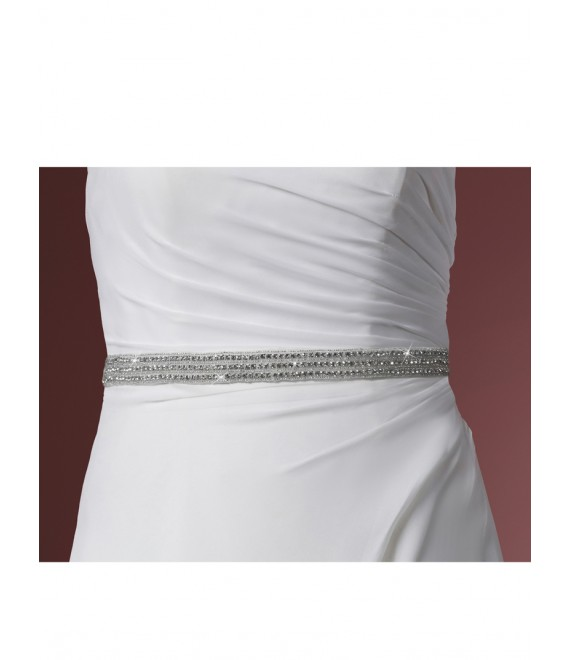 Belt C-8806, Poirier - The Beautiful Bride Shop