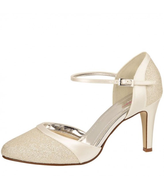 Rainbow Club Wedding Shoes Caroline - The Beautiful Bride Shop 1