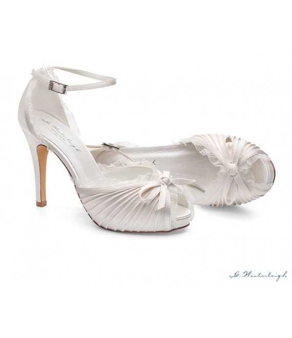 G.Westerleigh Bridal Shoes Charlotte 1 - The Beautiful Bride Shop