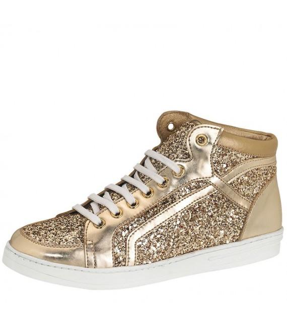 Fiarucci Bridal Wedding Shoes Day Gold - The Beautiful Bride Shop 1