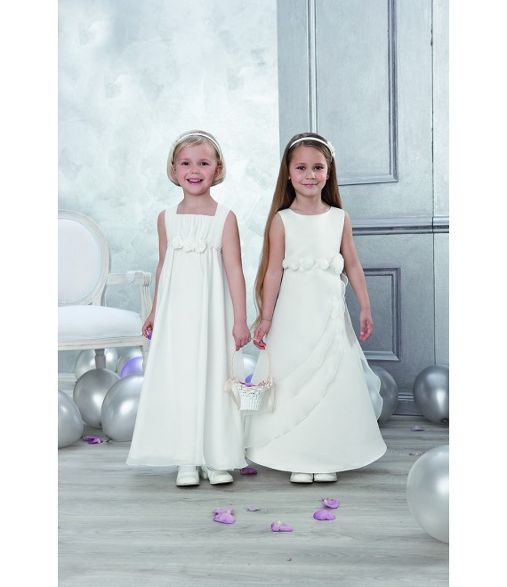 Emmerling flower girl dress 91908 - The Beautiful Bride Shop