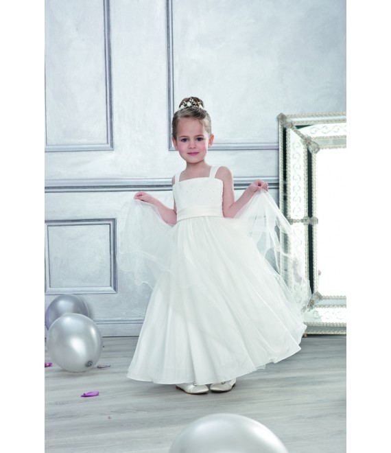 Emmerling flower girl dress 91910 - The Beautiful Bride Shop
