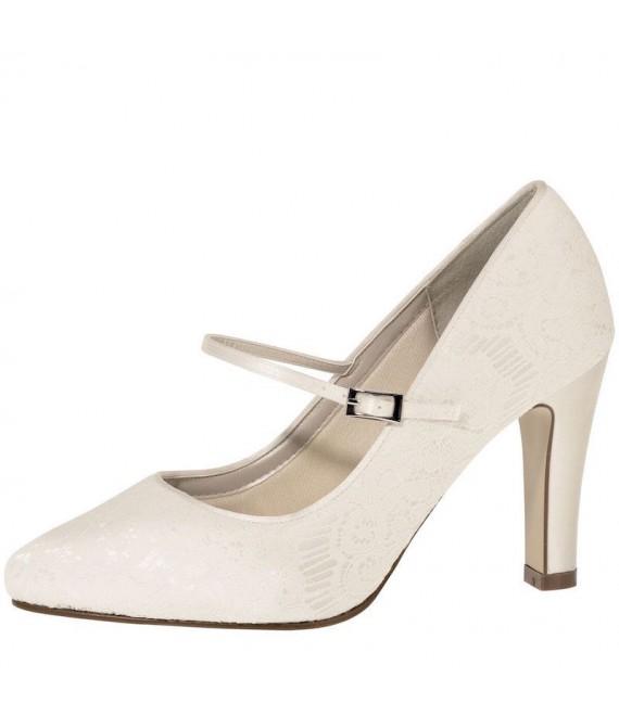 Rainbow Club Wedding Shoe Evelin - The Beautiful Bride Shop 1