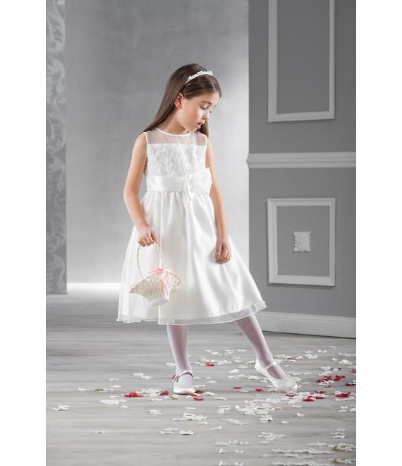 Emmerling flower girl dress 91936 - The Beautiful Bride Shop