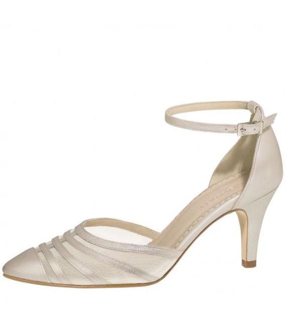 Fiarucci Bridal Wedding Shoes Cilla-Gold - 1