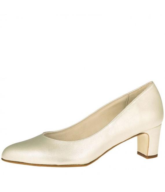 Fiarucci Bridal Wedding Shoes Palma Gold