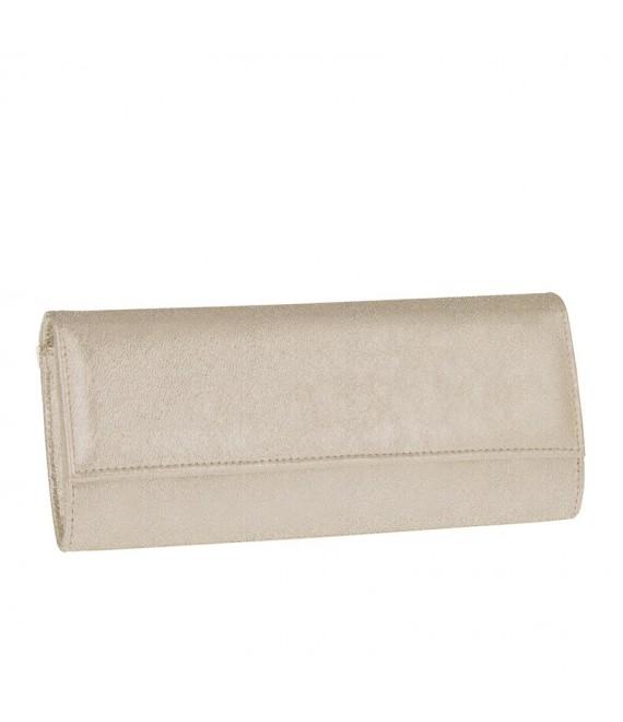 Fiarucci Bridal Clutch Silke Rose Glamour Leather
