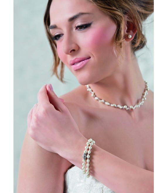 Emmerling Bracelet (66704) - The Beautiful Bride Shop