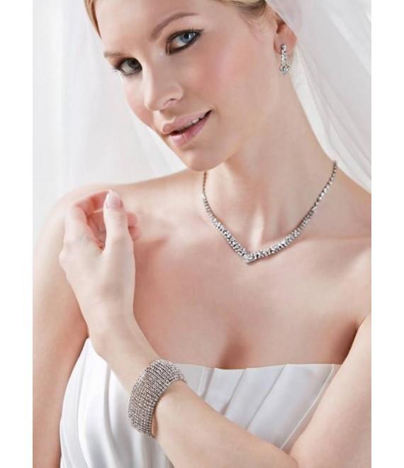 Emmerling Bracelet (66707) - The Beautiful Bride Shop