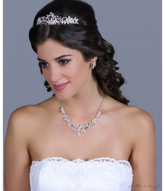 Wedding Garter Set LG530W - The Beautiful Bride Shop
