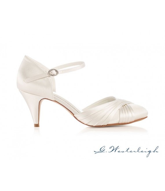 G.Westerleigh Bridal Shoes Lilly 1 - The Beautiful Bride Shop