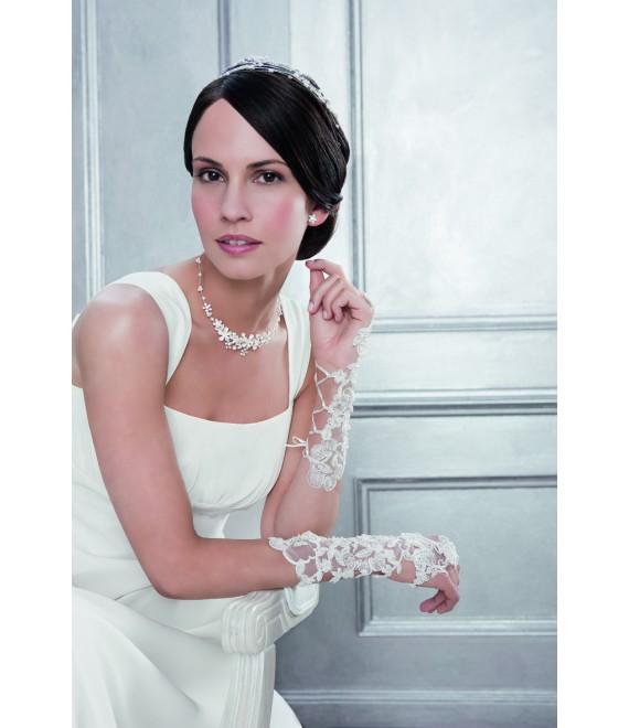 Emmerling gloves 40018-8 - The Beautiful Bride Shop