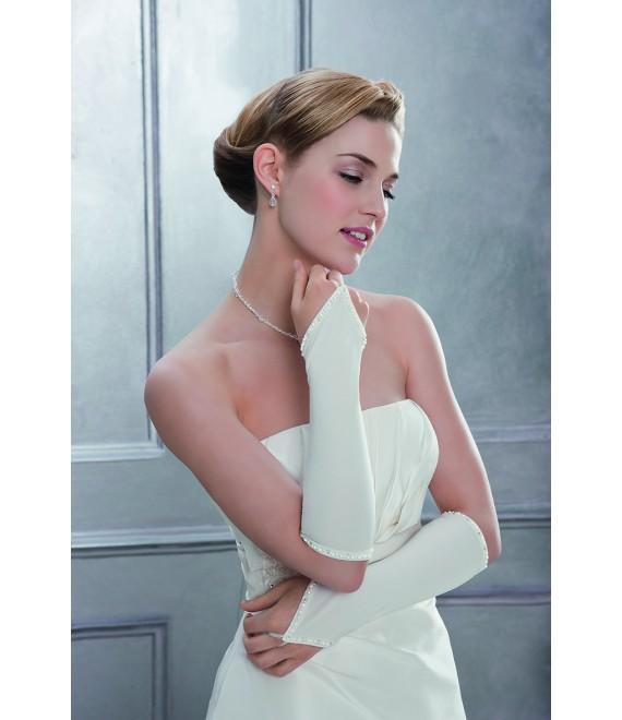 Emmerling gloves 40022-8 - The Beautiful Bride Shop