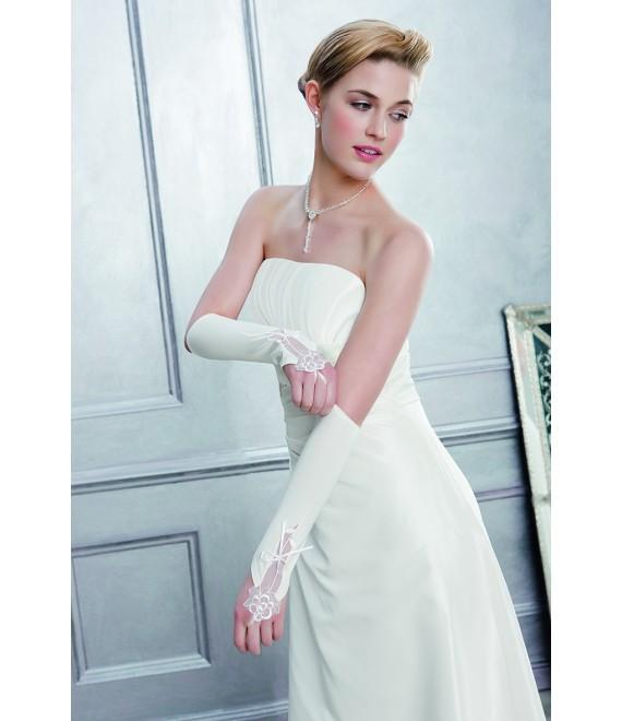 Emmerling gloves 40025-8 - The Beautiful Bride Shop