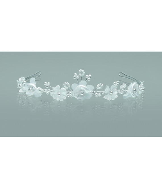 Emmerling Flowergirl accessory Tiara 77205 - The Beautiful Bride Shop