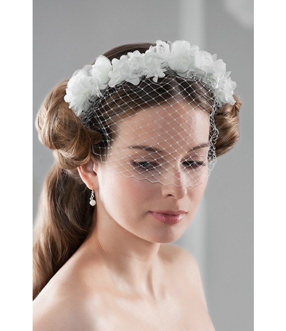 Emmerling Fascinator 20178 - The Beautiful Bride Shop