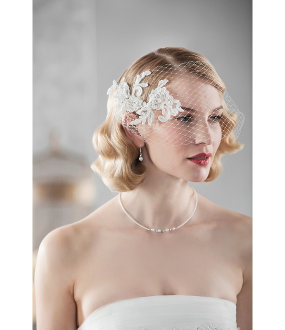 Emmerling hair comb 20180 - The Beautiful Bride Shop