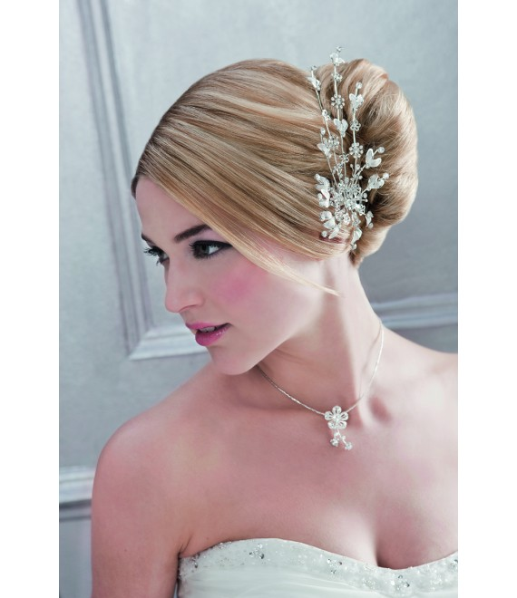Emmerling hair comb 20061 - The Beautiful Bride Shop
