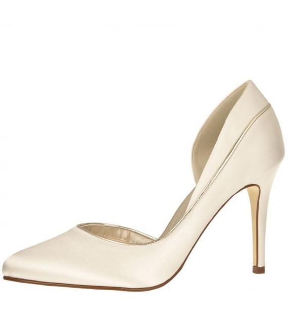 Rainbow Club Wedding Shoes Joanne - The Beautiful Bride Shop 1