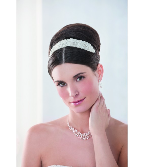 Emmerling hairband 16127 - The beautiful Bride Shop