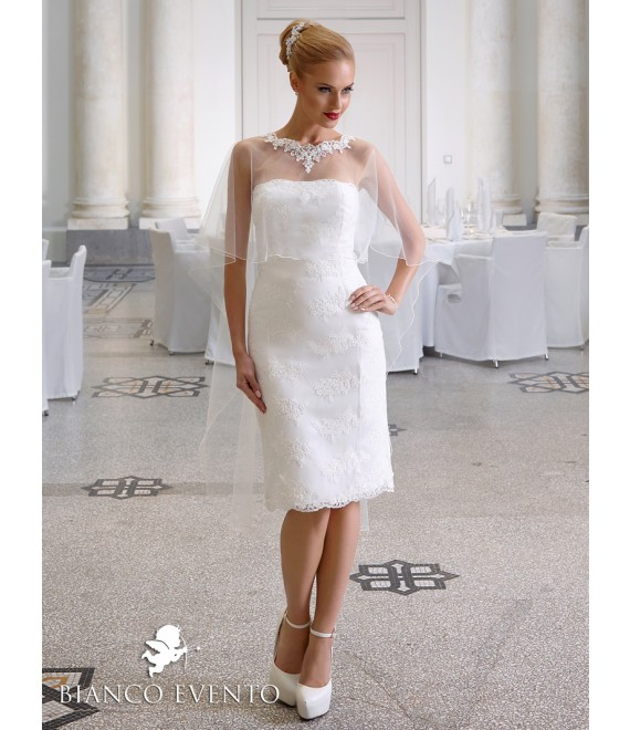 Wedding dress Magnolia Bianco Evento - The Beautiful Bride Shop