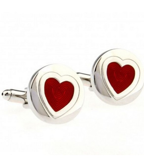 Cufflinks Love - The Beautifil Bride Shop