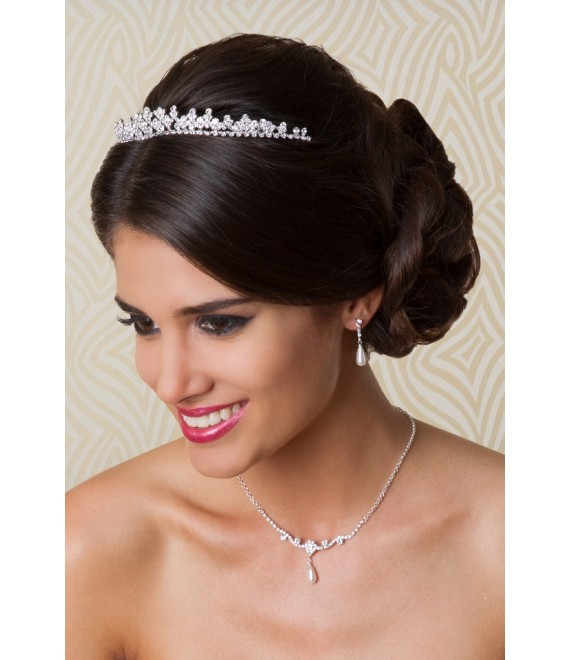 G. Westerleigh Tiara 6958 - The Beautiful Bride Shop