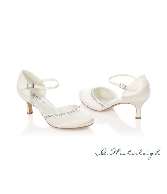 G.Westerleigh Bridal Shoes Adele- The Beautiful Bride Shop