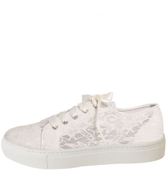 Fiarucci Bridal Wedding Sneaker Nelli - The Beautiful Bride Shop 1